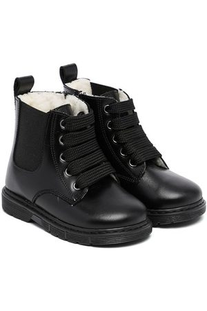 Babywalker Ankle Boots - Lace-up fastening ankle boots