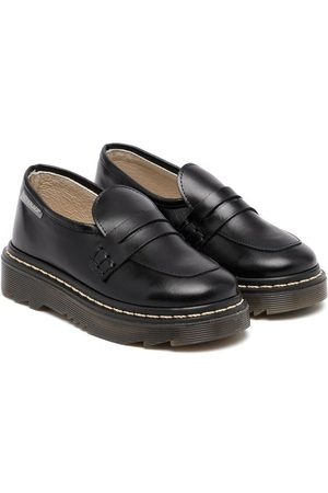 Babywalker Boys Loafers - Penny leather loafers