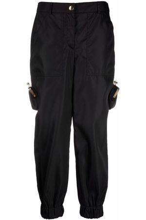 Moschino Women Cargo Pants - Purse-pockets cargo trousers
