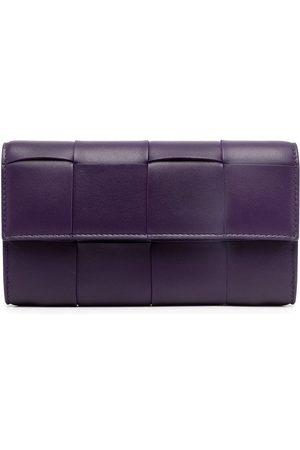Bottega Veneta Women Wallets - Maxi Intrecciato wallet