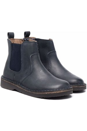 TWO CON ME BY PÈPÈ Ankle-length leather boots