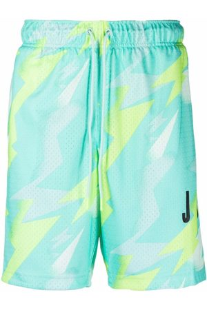 Nike Jordan Jumpman Printed Mesh Shorts
