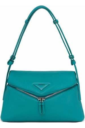 Prada Women Shoulder Bags - Triangle-logo shoulder bag