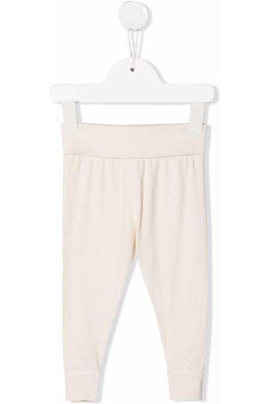 Studio Clay Baby Leggings - Elasticated tapered trousers - Neutrals