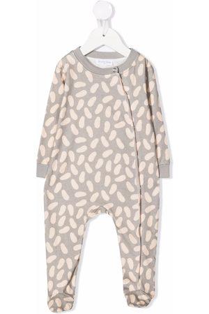 Studio Clay Bean-print pajamas - Grey