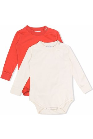 Studio Clay Bodysuits & All-In-Ones - Two-pack Sweet Dreams long-sleeved bodies - Neutrals