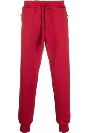 Dolce & Gabbana Cotton-jersey track pants