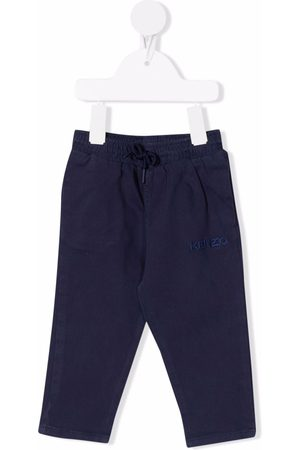 Kenzo Jeans - Baby pull-on logo trousers