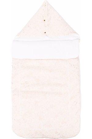 Chloé Sleeping Bags - Floral-print zip-fastening sleeping bag - Neutrals