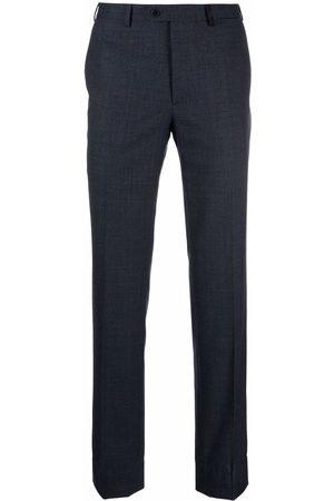 BRIONI Men Formal Pants - Pressed-crease tailored trousers
