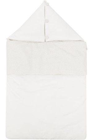 Emporio Armani Sleeping Bags - Logo-print sleeping bag