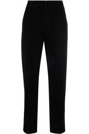 FORTE FORTE Women Straight Leg Pants - High-waisted straight-leg trousers