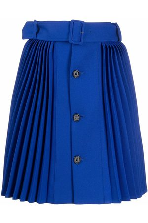 Serafini Women Mini Skirts - Pleated mini skirt