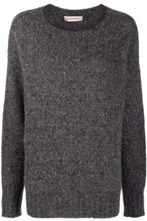 GENTRYPORTOFINO Women Sweaters - Round neck jumper - Grey