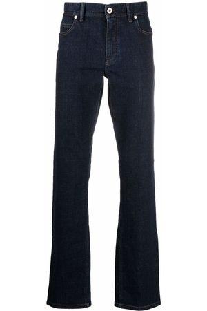 BRIONI Men Straight - Mid-rise straight jeans