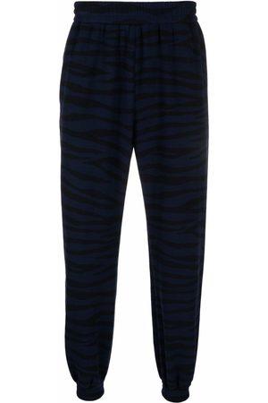 KOCHÉ Elasticated-waist track pants