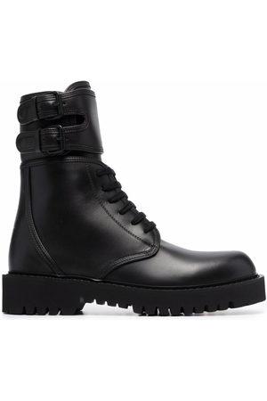 VALENTINO GARAVANI Men Boots - Campsite combat boots