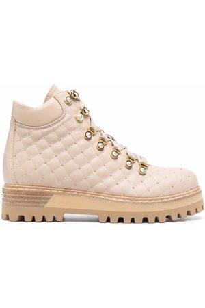 LE SILLA Women Outdoor Shoes - St Moritz trekking boots - Neutrals