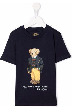 Ralph Lauren Short sleeve teddy bear t-shirt