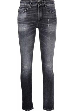 DONDUP Women Skinny - Mid-bris skinny jeans