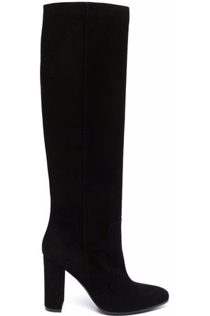 Via Roma Knee-high block-heel boots
