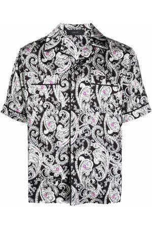 AMIRI Paisley print shirt