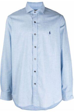 Polo Ralph Lauren Polo Pony-embroidered cotton shirt
