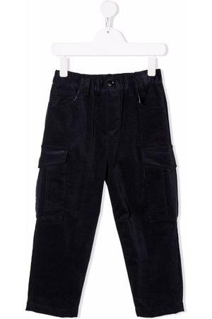 Emporio Armani Boys Cargo Pants - Slim-fit cargo trousers