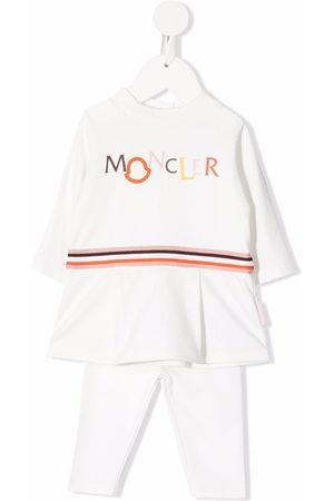 Moncler Logo-print tracksuit set