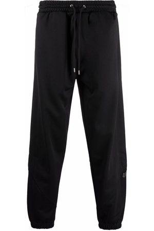 Kenzo Tiger patch track pants
