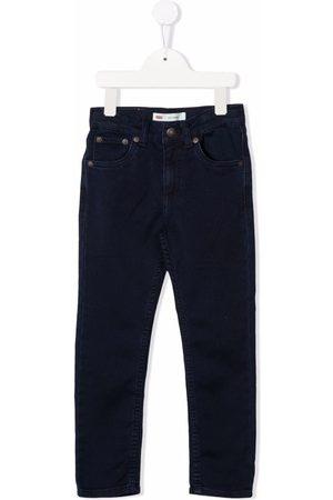 Levi's Girls Skinny - Skinny-cut denim jeans