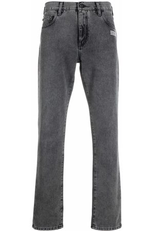 Off-White Corp skinny jeans - Grey
