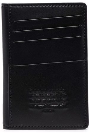 Maison Margiela Men Wallets - Embossed logo cardholder