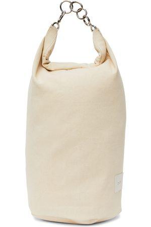 Daniel W. Fletcher Men Luggage - Beige Canvas Medium IT Bag