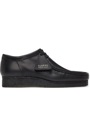 Clarks Men Formal Shoes - Leather Wallabee Derbys