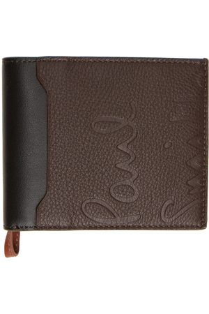 Paul Smith Black Compact Bifold Wallet