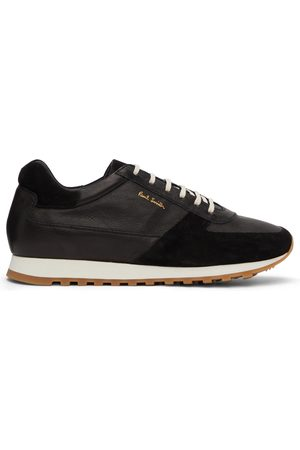 Paul Smith Men Sneakers - Black Velo Sneakers