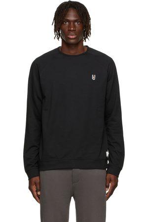 Paul Smith Men Long Sleeve - Black Top Long Sleeve T-Shirt