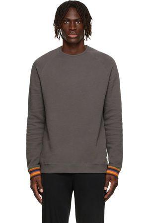Paul Smith Grey Top Long Sleeve T-Shirt