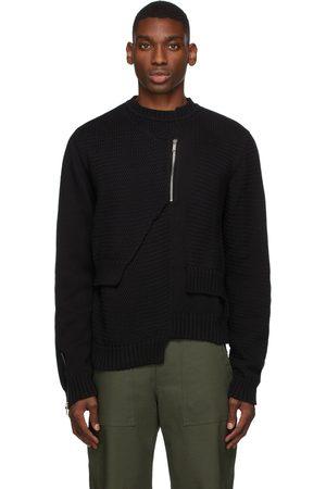 HELIOT EMIL SSENSE Exclusive Asymmetric Sweater