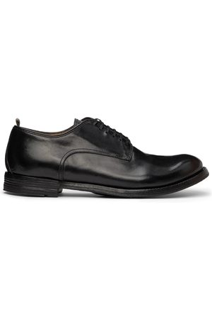 Officine creative Men Formal Shoes - Black Anatomia 12 Derbys