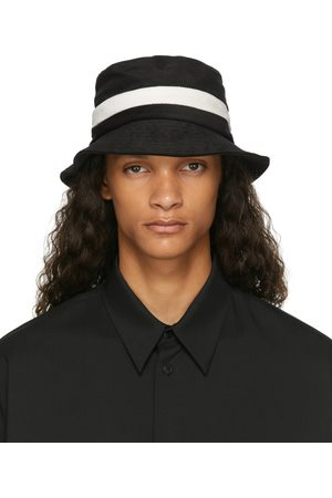 Marni Black Corduroy Fisherman Bucket Hat