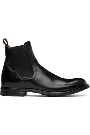 Officine creative Men Chelsea Boots - Black Balance 8 Chelsea Boots