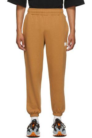 M.A. Martin Asbjorn Men Sweats - Tan 'MA' Lounge Pants