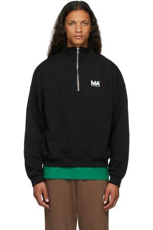 M.A. Martin Asbjorn Turtleneck 'MA' Sweatshirt