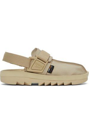 Reebok Men Sandals - Beige Canvas Beatnik Sandals
