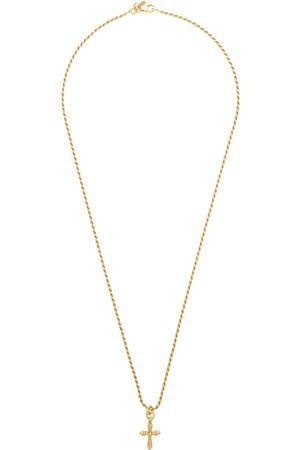 EMANUELE BICOCCHI Men Necklaces - SSENSE Exclusive Cross Necklace