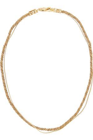 EMANUELE BICOCCHI Men Necklaces - SSENSE Exclusive Rope Necklace