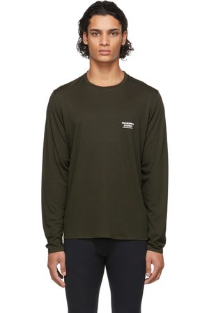 Pas Normal Studios Men Long Sleeve - Green Balance Long Sleeve T-Shirt