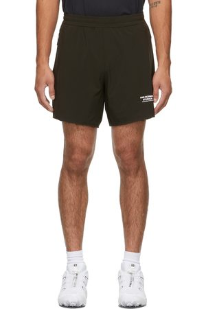 Pas Normal Studios Green Balance Shorts